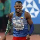 ¡Imbatible el atleta guajiro Anthony Zambrano!