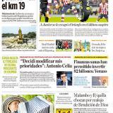 """Gobierno ve """"calamidad pública"""" en el km 19"""