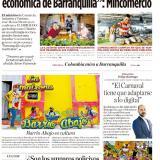 """Arrancaremos un plan de recuperación económica de Barranquilla"": Mincomercio"
