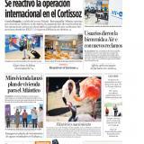 Se reactivó la operación internacional en el Cortissoz
