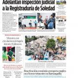 Adelantan inspección judicial a la Registraduría de Soledad