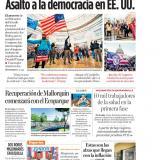 """""""Asalto a la democracia en EE. UU."""""""