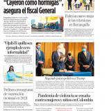 """""""Cayeron como hormigas"""", asegura el fiscal General"""