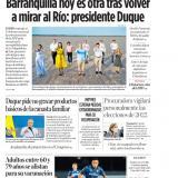 Barranquilla hoy es otra tras volver a mirar al Río: presidente Duque