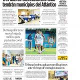 Tres días de confinamiento total tendrán municipios del Atlántico
