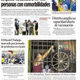 Barranquilla vacunará a 117 mil personas con comorbilidades