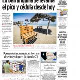 En Barranquilla se levanta el pico y cédula desde este sábado