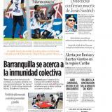 Barranquilla se acerca a la inmunidad colectiva