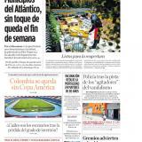 Municipios del Atlántico, sin toque de queda el fin de semana