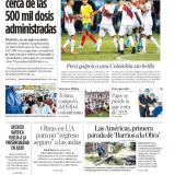 Barranquilla, cerca de las 500 mil dosis administradas