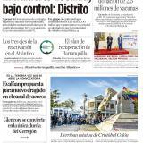 Indicadores de salud, bajo control: Distrito