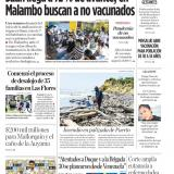 Suan llega a 72 % de avance; en Malambo buscan a no vacunados