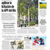 Llamado a agilizar la licitación de la APP del Río