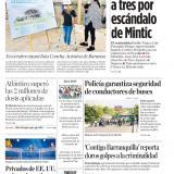 Capturan a tres por escándalo de Mintic