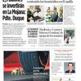 2,5 billones se invertirán en La Mojana: presidente Duque