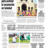Gran operativo para acelerar la vacunación en Soledad