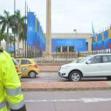 La seguridad de Cartagena, flores de unos días durante cumbres mundiales