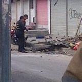 Explota un petardo y deja un muerto en Bogotá