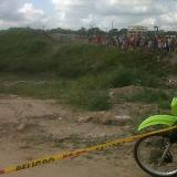 Encuentran cadáver de un hombre decapitado cerca a la Zona Franca