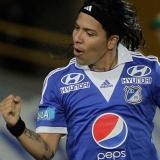 Millonarios confía en el aporte de Dayro Moreno.