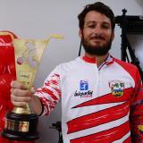 Alzamora, campeón nacional de bicicrós