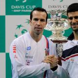 Serbia apuesta a Djokovic ante República Checa