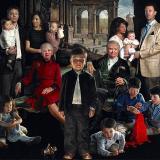 El nuevo retrato de la familia real danesa no convence a la gente