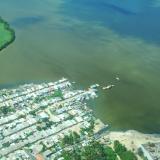 La principal amenaza para Mallorquín es la expansión de Barranquilla, aseguran los pescadores de Las Flores.