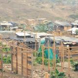 El barrio Nelson Mandela despide a su héroe