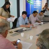 Visión general de la reunión de la junta directiva de Edubar.