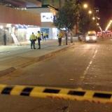 Estallido de petardo en concurrida zona de Bogotá deja tres heridos
