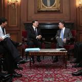 Presidente de la Comisión Europea hace llamado a Farc para estén a la altura de este momento histórico