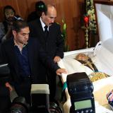 El cuerpo de José Sulaimán fue cremado; familia y púgiles dan último adiós