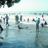 Menor de 13 años muere tras ser arrastrada por una ola gigante  en playas de  Córdoba