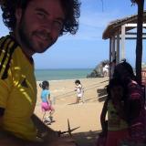 Reporteros Sin Fronteras denuncia la desaparición del fotógrafo español en La Guajira