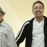Hansel y Raúl: los reyes de la charanga se sienten en casa