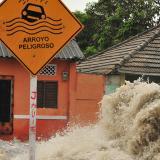 CAF financiará estudio para sistema de alcantarillado pluvial