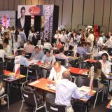 54 grandes compradores  participaron en macorrueda de la cadena minero energética realizada por Andi y Propaís.