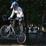 En un campeonato nacional, Yuberly le apuesta al BMX