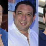 Gerlein, Acuña y Char, los senadores con más votos en Atlántico