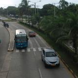 Anuncian videovigilancia en  300 buses de transporte urbano