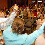 En América Latina apenas el 23% de los ministerios los ocupan mujeres