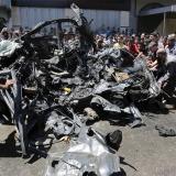 Cruenta ofensiva del ejército israelí contra el grupo Hamas