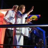 Barranquilla 2018 dice presente en ceremonia de clausura de Juegos Centroamericanos y del Caribe