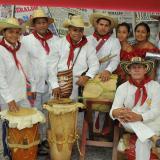 Grupos folclóricos de San Sebastián, presentes en el Carnaval de Barranquilla