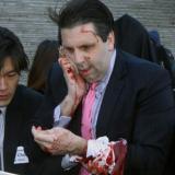Agreden con cuchillo a embajador de EE.UU. en Corea del Sur