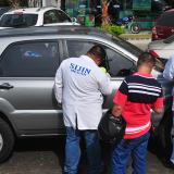 Ladrones roban en el norte 3 carros en menos de media hora