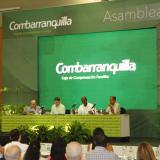 Directivos de Combarranquilla presentan informe.
