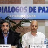 Países garantes de proceso de paz llaman a acuerdo para tregua bilateral