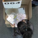 Las elecciones serán el próximo 25 de octubre, de acuerdo al calendario establecido por la Registraduría.